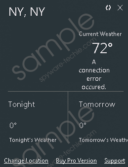 Local Temperature Removal Guide
