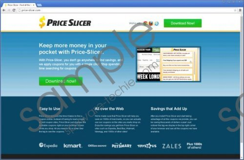 Price Slicer Removal Guide