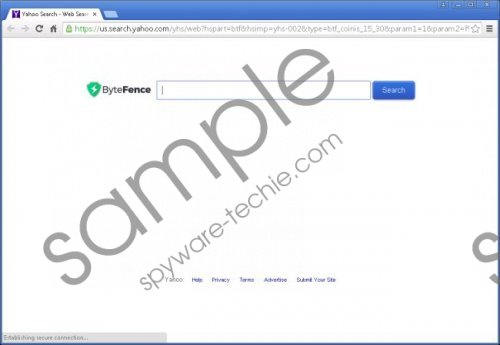 Search.bytefence.com Removal Guide