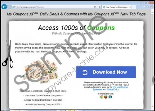 search.mycouponsxp.com Removal Guide