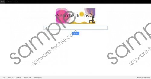 Searchzillions.com Removal Guide