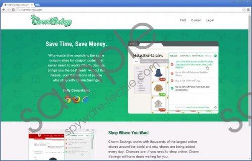 Charm Savings Removal Guide