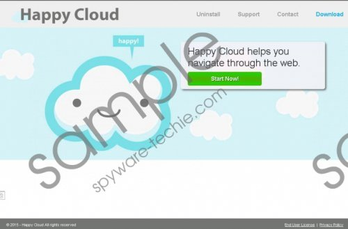Happy Cloud Removal Guide
