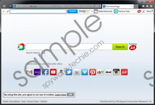 StudyHQ Toolbar Removal Guide