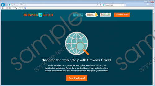 BrowserShield Removal Guide