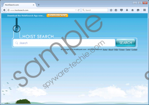 Hoistsearch.com Removal Guide