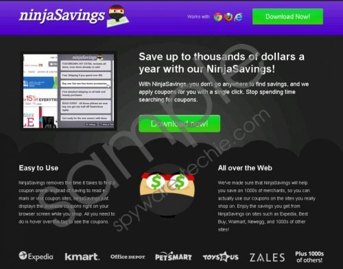 Ninja Savings Removal Guide