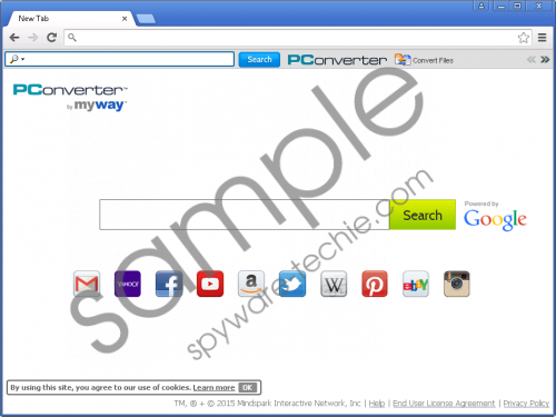 PConverter Toolbar Removal Guide
