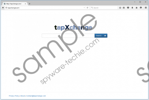 Tapxchange.com Removal Guide