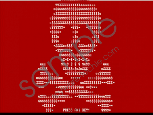 Petya Ransomware Removal Guide
