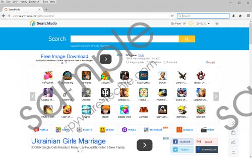 Searchtudo.com Removal Guide