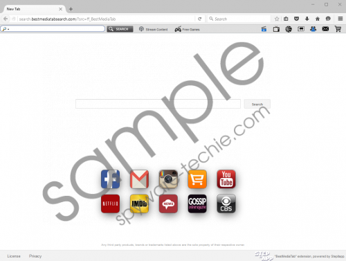 Search.bestmediatabsearch.com Removal Guide