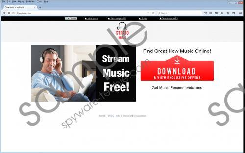 Strato Music Removal Guide