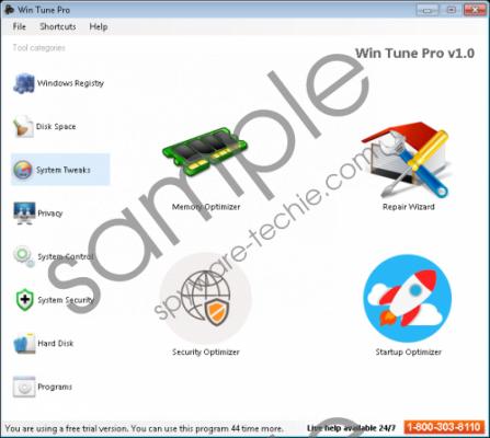 Win Tune Pro Removal Guide