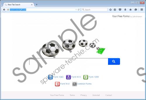 Search.searchyff.com Removal Guide
