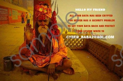Cyber_baba2@aol.com Ransomware Removal Guide