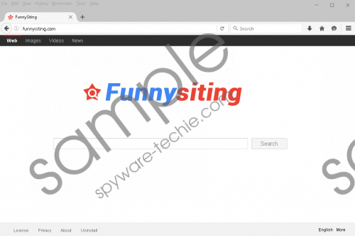 Funnysiting.com Removal Guide