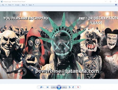 Purge Ransomware Removal Guide