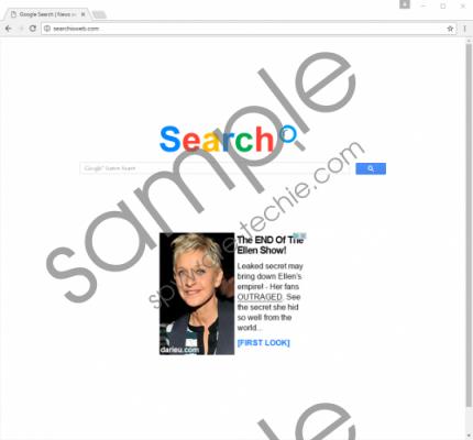 Searchisweb.com Removal Guide
