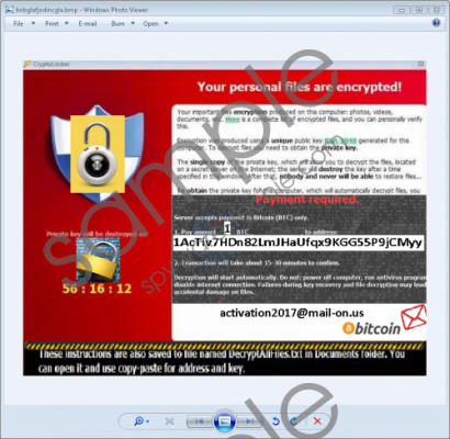 Crypto1coinblocker Ransomware Removal Guide