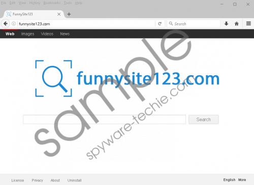 Funnysite123.com Removal Guide