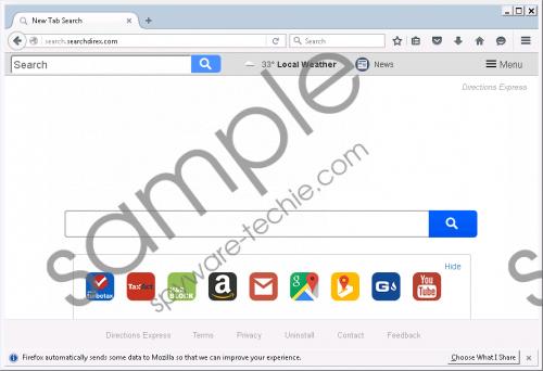 Search.searchdirex.com Removal Guide
