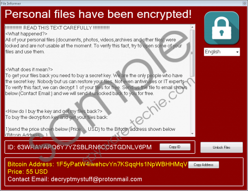 Brickr Ransomware Removal Guide