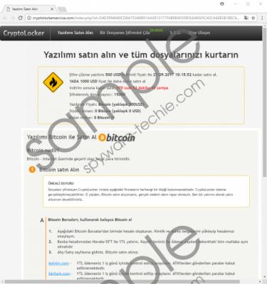 Apollolocker Ransomware Removal Guide