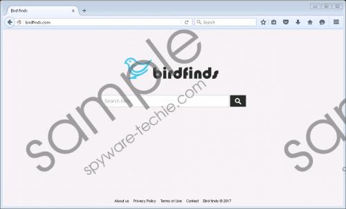 Birdfinds.com Removal Guide