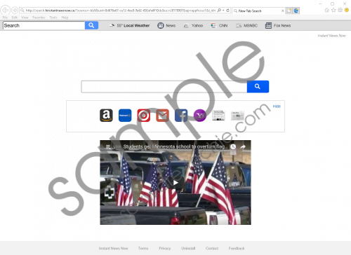 Search.instantnewsnow.co Removal Guide