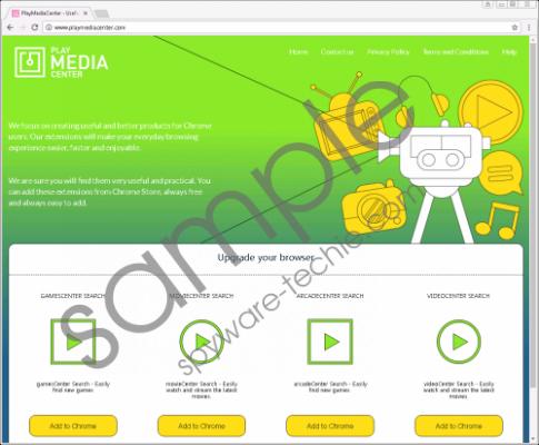 videoCenter Search Removal Guide