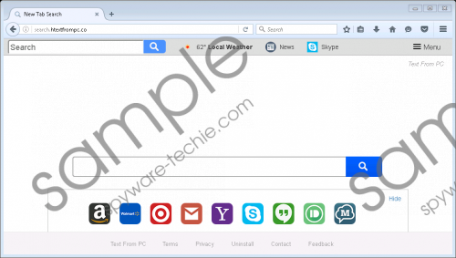 Search.htextfrompc.co Removal Guide