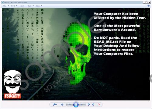 Skull HT Ransomware Removal Guide