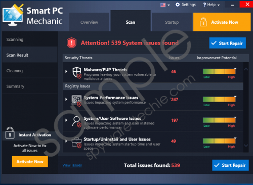 Smart Pc Mechanic Removal Guide