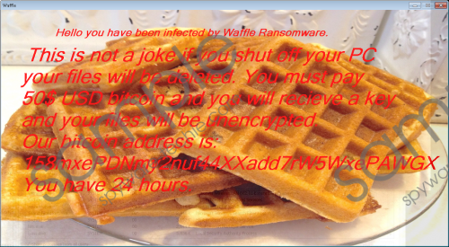 Waffle Ransomware Removal Guide