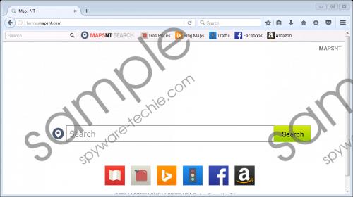 Home.mapsnt.com Removal Guide