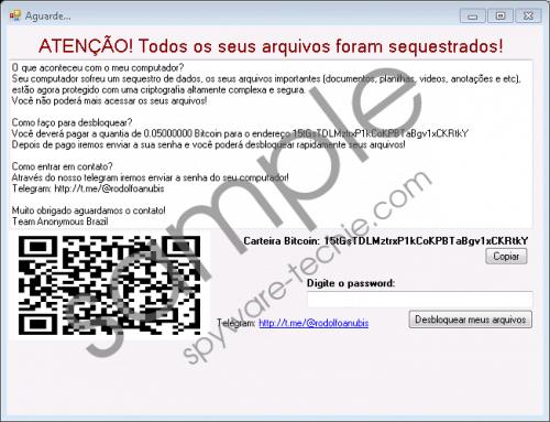Instalador Ransomware Removal Guide