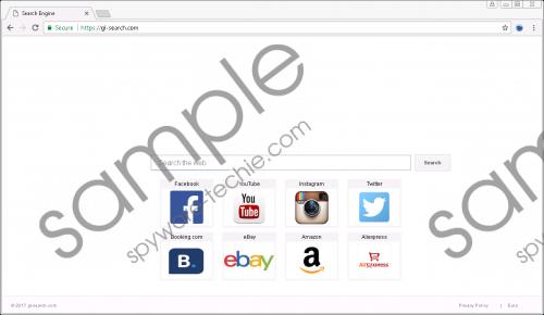 Gl-search.com Removal Guide