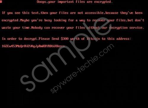 Uselessdisk Ransomware Removal Guide
