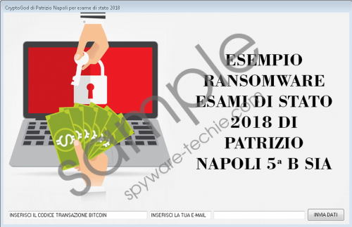CryptoGod 2018 Ransomware Removal Guide
