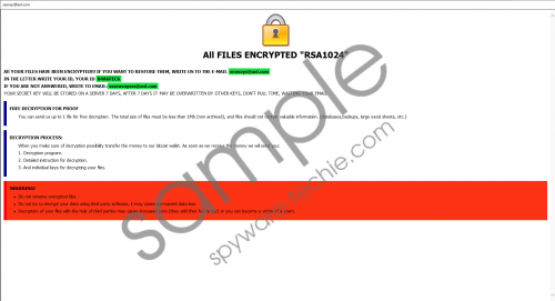 Save Ransomware Removal Guide