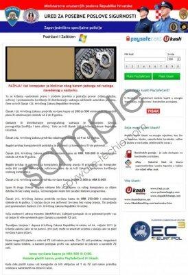 Ured Za Posebne Poslove Sigurnosti Virus Removal Guide