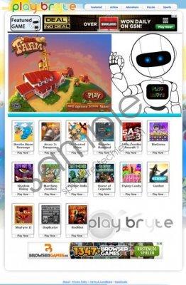 PlayBryte Virus Removal Guide