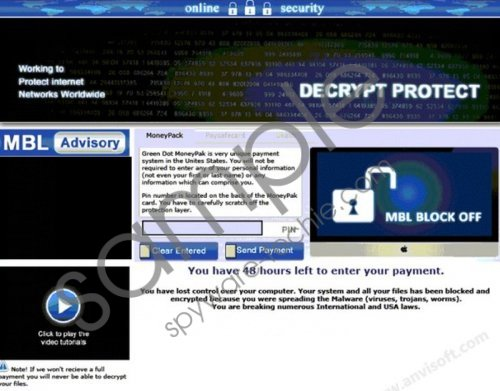 Decrypt Protect Virus Removal Guide