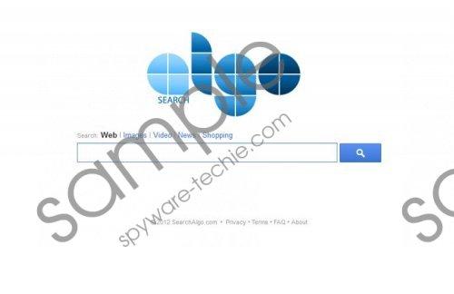 Searchalgo.com Removal Guide