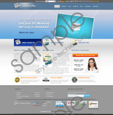 PC Utilities Pro – Optimizer Pro Removal Guide