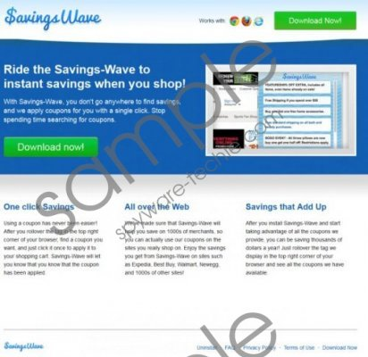 Savings Wave Removal Guide