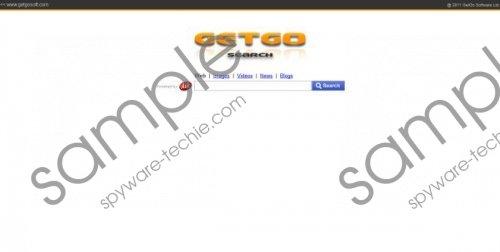 Search.getgosoft.com Removal Guide