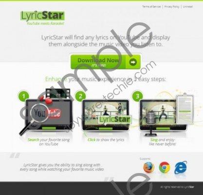 LyricStar Removal Guide