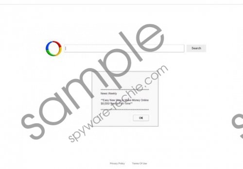 Websearch.searchsunmy.info Removal Guide